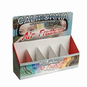 Air Freshener Corrugated Counter Display